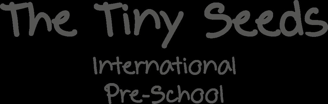 The Tiny Seeds International Pre-school